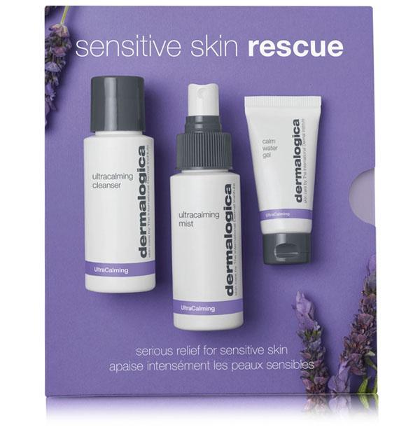 Sensitive Skin  Rescue Each